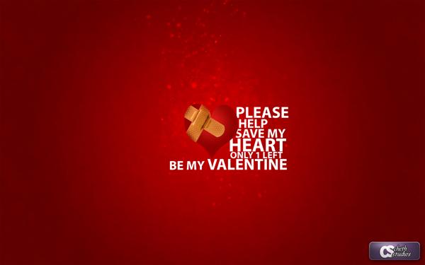 Valentine%2527s+Day+2011+chethstudios+1680x1050 February 2011 Desktop Calendar Valentines Day Special