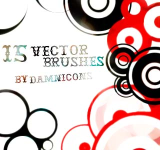 15 Vector Brushes by Sarah Dipity 1500+ Free GIMP Brushes Packs for Download