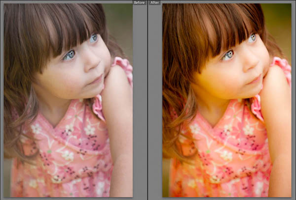 Preset+%25E2%2580%2593+Warm+and+Fuzzy+Effect Ultimate Collection of The Best Adobe Lightroom Presets