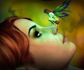Ven a mi inspiración fluye por mi sangre, descargate en mi pluma...