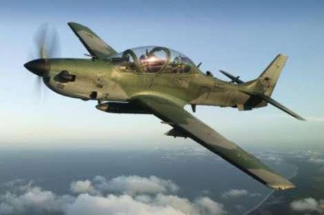 RD recibirá otros cinco aviones Súper Tucano