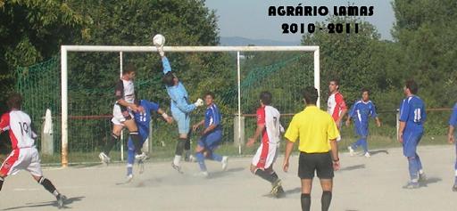 Clube Recreativo Agrário Desportivo de Lamas