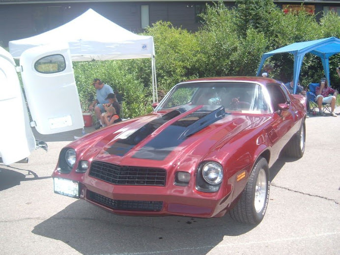 1980 Chevy Camaro w/383 Stroker (Chev Small Block V8)