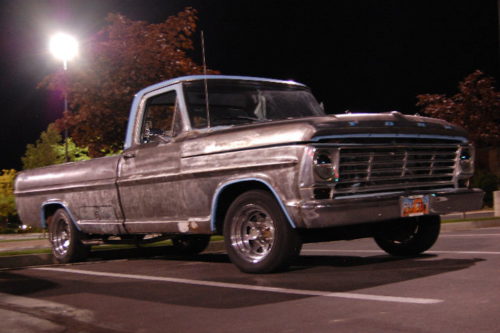 1968 Ford F100 w/390 FE Big Block
