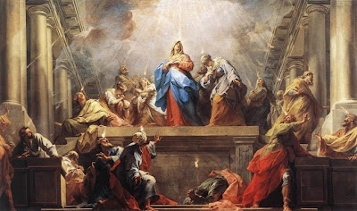 Descent of the Holy Spirit, Pentecost