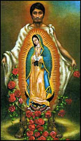 Our Lady of Guadalupe, Guadalupe, Guadalupe and St. Juan Diego