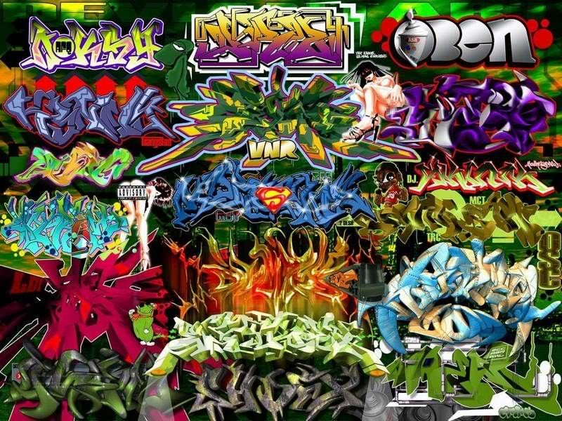 With Wildstyle Graffiti Alphabet Fonts Appear To Be Of Interesting Characters Artistic And Also Cool Make Letters