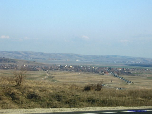 Vedere generala a comunei Rogova