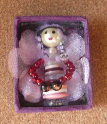 Whoopidooings - Carmen Wing - Matchbox Button Fairy