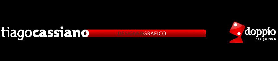 Tiago Cassiano - Designer Grafico