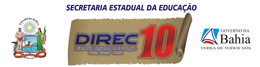 DIREC 10 - PAULO AFONSO