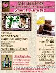 """LILIA RIGHETTO é capa da primeira edição da """"Revista Digital Mulheres Empreendedoras e Criativas"""""""