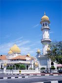 a mosque in Penang