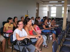 turma de BIOLOGIA 2010.1