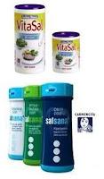 Sales sin sodio en farmacéuticos y salud