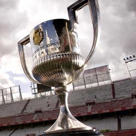 FÚTBOL-Enfrentamientos Copa del Rey