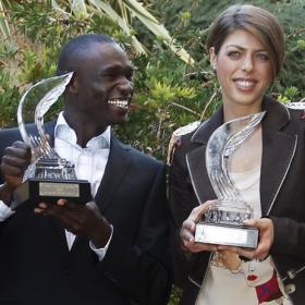 ATLETISMO-Rudisha y Vlasic son los mejores del 2010