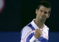TENIS-Djokovic muestra lo que vale en Australia