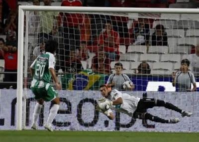 roberto defende penalti