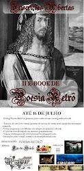 CONFECÇÃO DO II E-BOOK DE POESIA RETRÔ