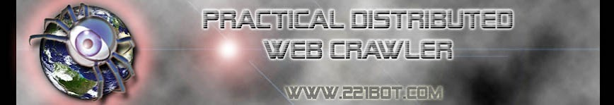 Practicle Dristributed Web Crawler