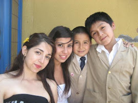 Tia Laura, Tia Carolina Marcelo y Oscar