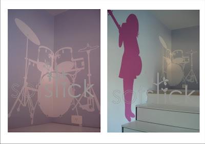 decoração de parede para jovem