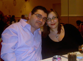 Hubby and I on his birthday