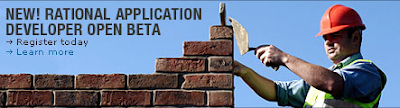 Rational Application Developer Open Beta