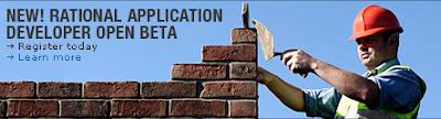 Rational Application Developer Open Beta