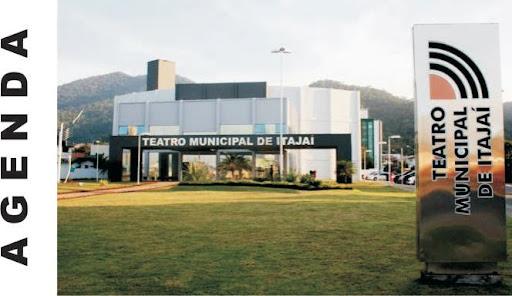 Agenda do Teatro Municipal de Itajaí