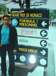 G.P. Mônaco - 2002