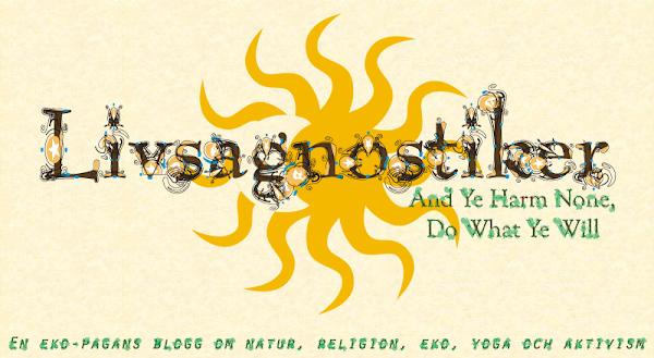 Livsagnostiker: en eko-pagans blogg
