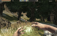 Mortal Online mmorpg game