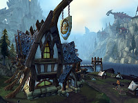 World of Warcraft MMORPG Game