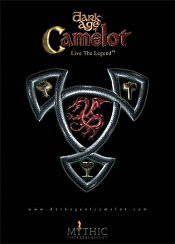 DARK AGE OF CAMELOT MMORPG