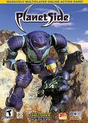 Massively multiplayer gaming takes on a new face in PlanetSide, where thousands of players wage war on a planetary scale. A newly designed 3D engine drives PlanetSide's first-person player-to-player combat and vehicular warfare across ten continents. It doesn't matter if you're an avid RPG gamer or a fanatical FPS player, you'll find something in PlanetSide that's just right for you. The stage has been set, the battle lines drawn, and dropships are ready to deploy you PlanetSide!
