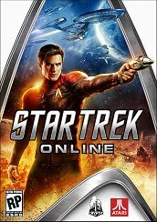 Become part of Star Trek. In Star Trek Online, the Star Trek universe will appear for the first time on a truly massive scale. In this massively multiplayer online game from Cryptic Studios, players can pioneer their own destiny as Captain of a Federation starship. Or, they can become a Klingon Warlord and expand the Empire to the far reaches of the galaxy. Players will have the opportunity to visit iconic locations from the popular Star Trek fiction, reach out to unexplored star systems, and make contact with new alien species. With Episode Missions, every moment spent playing Star Trek Online will feel like a new Star Trek episode in which you are the star. Immerse yourself in the future of the Trek universe as it moves into the 25th century: a time of shifting alliances and new discoveries.
