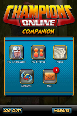 Champions Companion Free iPhone App