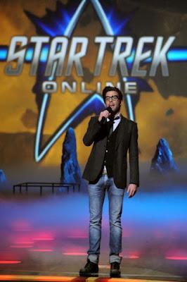 Star Trek Online Zachary Quinto