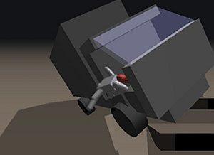 Truck Dismount free pc game