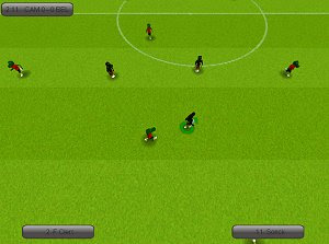 Caiman Soccer freeware game