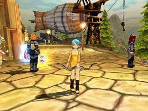 Fiesta Online free online RPG