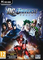 DC UNIVERSE ONLINE MMORPG