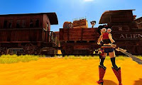 A Fistful of Cows free hack and slash PC game