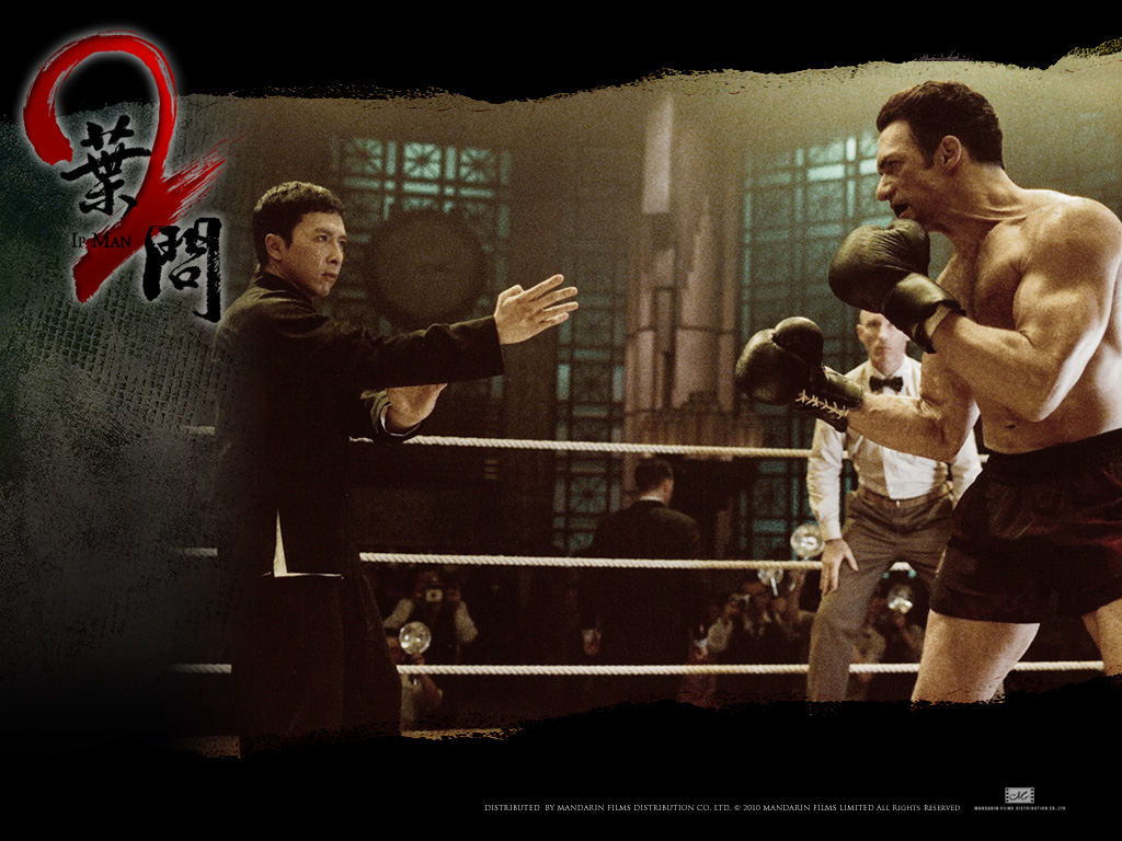 IP Man 2  2010 Ip Man 2 Movie