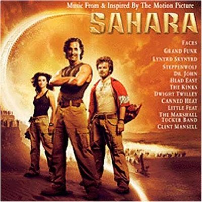 Description of the movie sahara