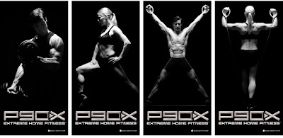 P90X workout