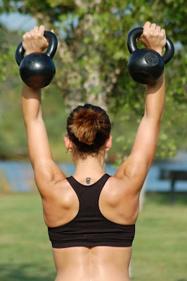all about kettlebells
