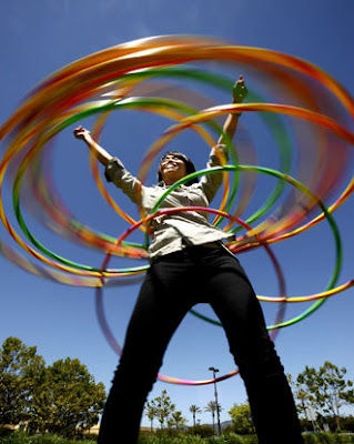 benefits of the hula hoop for fitness